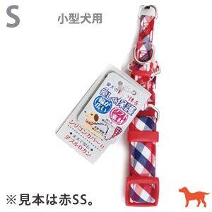 犬用 首輪 HDワイドチェックWカラー