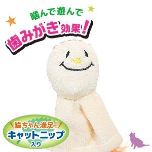 猫用 NM歯みがきトイ03 (テルテル)