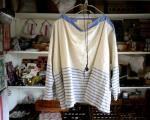 Nドレープのイージーシャツ