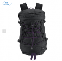 NIXON / DRUM BACKPACK-BLACK パッカブル仕様のニクソン新作バックパック<img class='new_mark_img2' src='https://img.shop-pro.jp/img/new/icons50.gif' style='border:none;display:inline;margin:0px;padding:0px;width:auto;' />