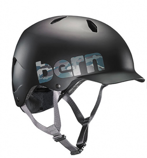 bern キッズサイクルヘルメット/ BANDITO - MT BLACK CAMO LOGO(国内正規品)