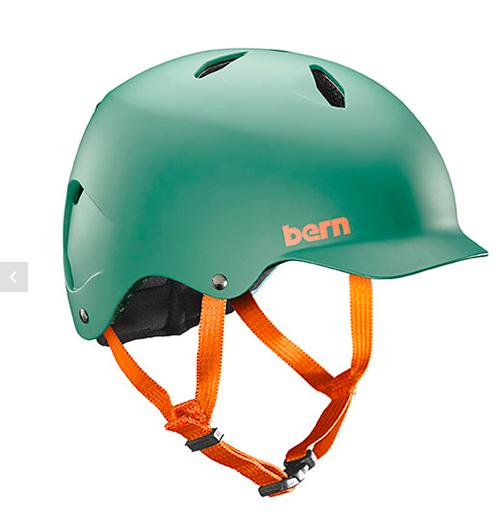 bern キッズサイクルヘルメット/ BANDITO - MT HUNTER GREEN(国内正規品)