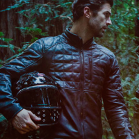 AETHER / ECLIPSE MOTORCYCLE JACKET 喉から手が出るバイクジャケット