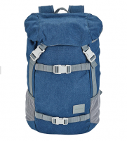 <img class='new_mark_img1' src='https://img.shop-pro.jp/img/new/icons54.gif' style='border:none;display:inline;margin:0px;padding:0px;width:auto;' />NIXON / LANDLOCK SE BACKPACK-NAVY/ GRAY ニクソン大人気モデルの新作