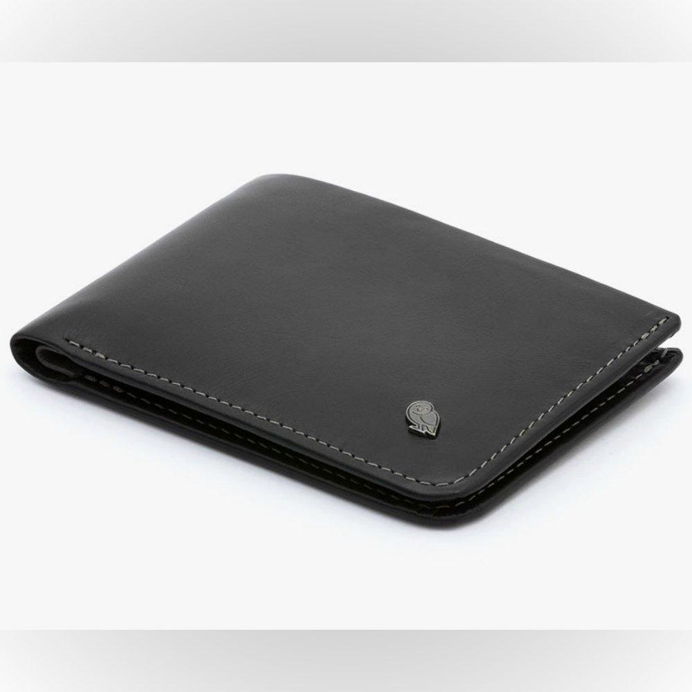 【在庫あり】Bellroy ベルロイ/ Hide & Seek -Black/ Charcoal RFID おなじみハイド・アンド・シークのRFID保護機能付きの登…