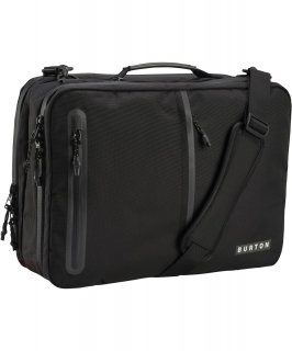 BURTON バートン/<br> Switchup Pack [22L]-BLACK <br>バートン初の3ウェイバッグ登場!<img class='new_mark_img2' src='//img.shop-pro.jp/img/new/icons50.gif' style='border:none;display:inline;margin:0px;padding:0px;width:auto;' />