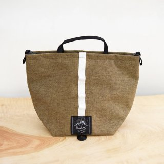 RawLow Mountain Works / Tabitibi Tote-Oatmeal<br>山に街に持ち出したいハイカーサコッシュ!<img class='new_mark_img2' src='//img.shop-pro.jp/img/new/icons50.gif' style='border:none;display:inline;margin:0px;padding:0px;width:auto;' />