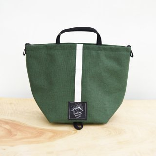 RawLow Mountain Works / Tabitibi Tote-Forest Green<br>山に街に持ち出したいハイカーサコッシュ!<img class='new_mark_img2' src='https://img.shop-pro.jp/img/new/icons50.gif' style='border:none;display:inline;margin:0px;padding:0px;width:auto;' />