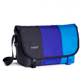 TIMBUK2 ティンバック2/ <br> CLASSIC Tres Colores Messenger S -Lagoon<br>これぞ王道!のメッセンジャーバッグ<img class='new_mark_img2' src='https://img.shop-pro.jp/img/new/icons50.gif' style='border:none;display:inline;margin:0px;padding:0px;width:auto;' />