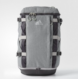adidas アディダス/<br>OPS バックパック 26- Gray<br>耐久性+防水性を兼ね備えたOPS シールド シリーズ<img class='new_mark_img2' src='//img.shop-pro.jp/img/new/icons50.gif' style='border:none;display:inline;margin:0px;padding:0px;width:auto;' />