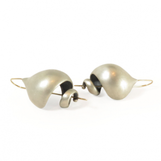 Ted Muehling <br>テッドミューリング/<br>STERLING SILVER   Snail Shells<br> NY発。自然の美をとじこめた大人のためのジュエリー