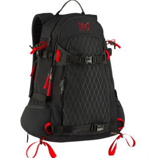 BURTON バートン/ <br>[ak] Taft 24L Backpack -True Black Cordura®<img class='new_mark_img2' src='https://img.shop-pro.jp/img/new/icons50.gif' style='border:none;display:inline;margin:0px;padding:0px;width:auto;' />