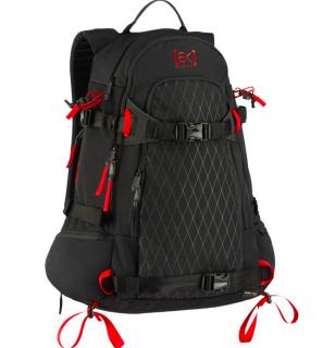 BURTON バートン/ <br>[ak] Taft 24L Backpack -True Black Cordura®<img class='new_mark_img2' src='https://img.shop-pro.jp/img/new/icons50.gif' style='border:none;display:inline;margin:0px;padding:0px;width:auto;' />