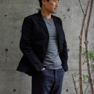 MINOTAUR ミノトール /<br>Wrinkles Tailored Jacket<br>独特のシワが美しいジャケット