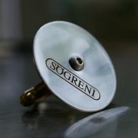 【木箱入り】SOGRENI / Bell /  Steel(鋼鉄)<br>デンマーク発!一点一点ハンドメイドされる美しい音色のサイクルベル