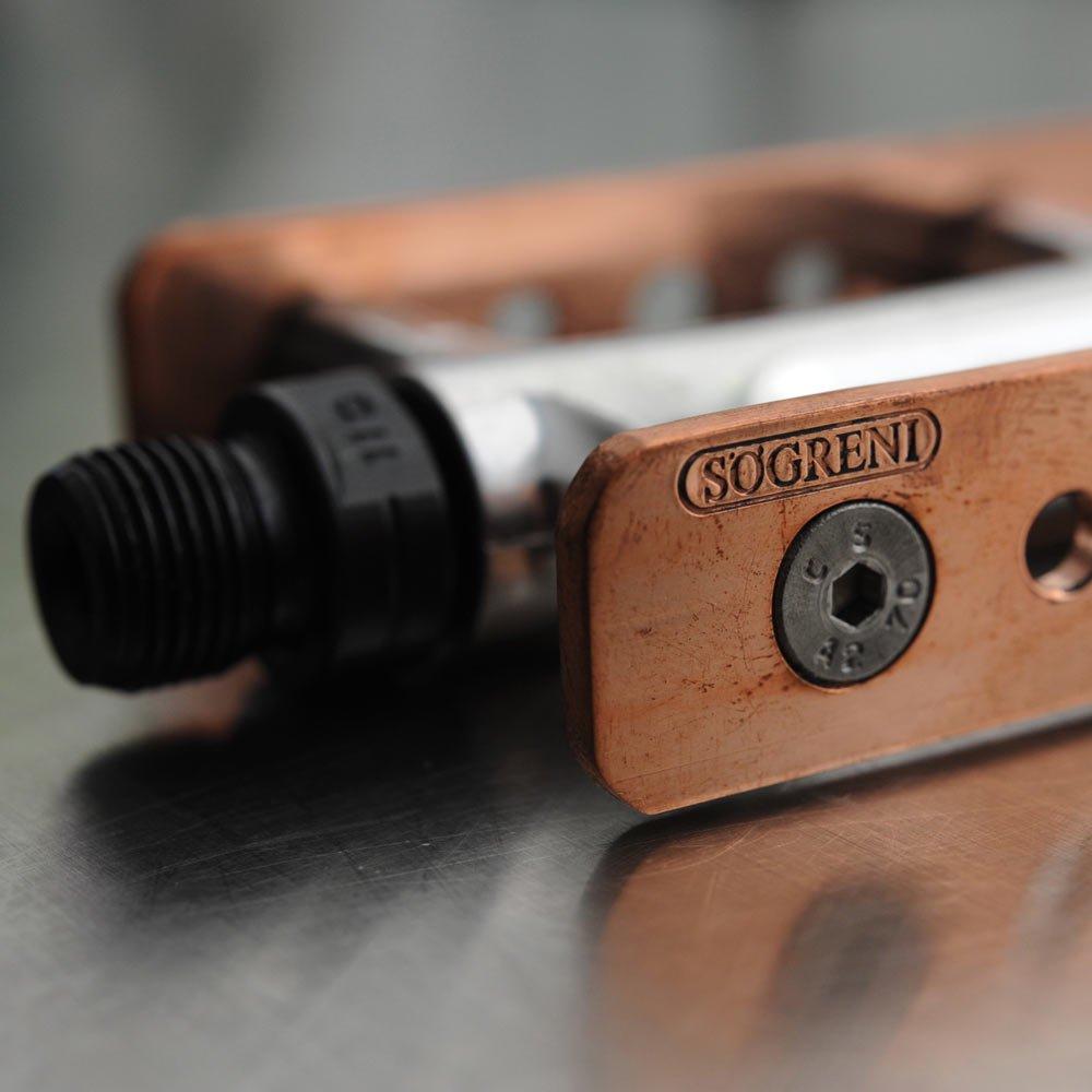 SOGRENI / Pedals / Copper(銅)