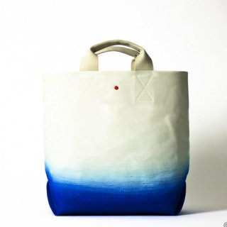 TEDDYFISH/ LTX collection-トートバッグ -Blue