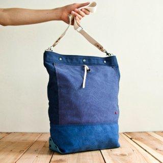 TEDDYFISH/ Blue collection トートバッグS