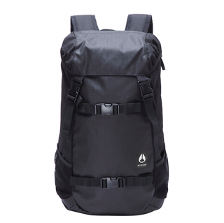 NIXON / LANDLOCK III BACKPACK-BLACK<br>ニクソンの顔とも言うべき<br>大人気バックパック2017AW新作!<img class='new_mark_img2' src='https://img.shop-pro.jp/img/new/icons50.gif' style='border:none;display:inline;margin:0px;padding:0px;width:auto;' />