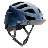 bern サイクルヘルメット/ ALLSTON - MT BLUE ACID