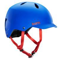 bern キッズサイクルヘルメット/ BANDITO - MT COBALT(国内正規品)