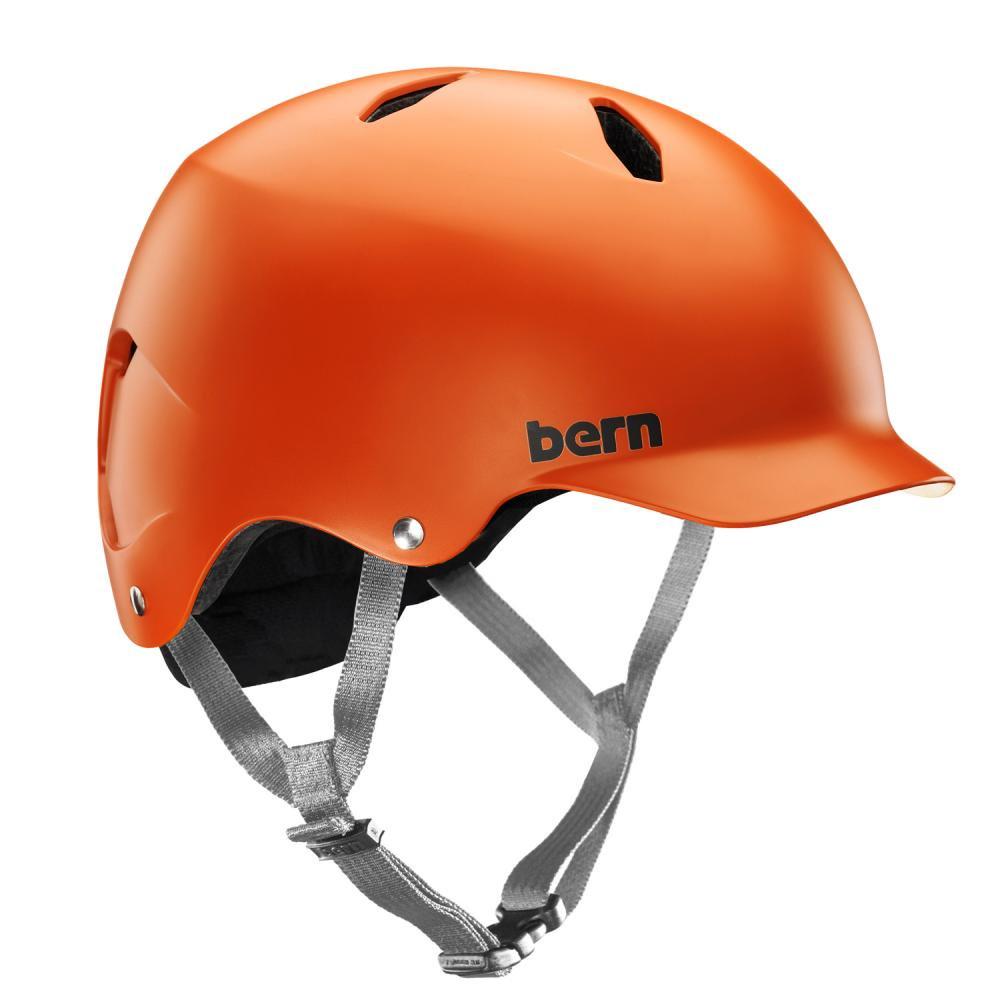 bern キッズサイクルヘルメット/ BANDITO - MT ORANGE(国内正規品)