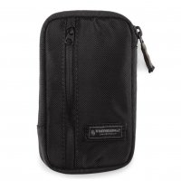 <img class='new_mark_img1' src='https://img.shop-pro.jp/img/new/icons3.gif' style='border:none;display:inline;margin:0px;padding:0px;width:auto;' />TIMBUK2/ Shagg Bag -BLACK-ジッパー開閉式、ストラップに取り付けられるポーチ