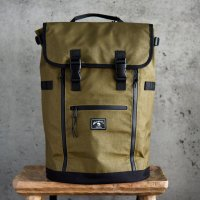 Wheelmen & co/ Babylon Backpack-Coyote<img class='new_mark_img2' src='https://img.shop-pro.jp/img/new/icons50.gif' style='border:none;display:inline;margin:0px;padding:0px;width:auto;' />