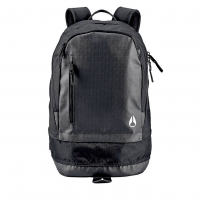 <img class='new_mark_img1' src='//img.shop-pro.jp/img/new/icons54.gif' style='border:none;display:inline;margin:0px;padding:0px;width:auto;' />NIXON / RIDGE BACKPACK-BLACK シューズストレージ内臓のニクソン新型バックパック