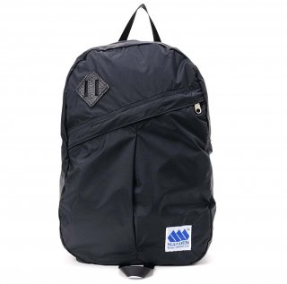MADDEN メデン/ DAN'S PACK  STUFFABLE -RAVEN (BLACK)<br>バックINバッグが便利な、軽量バックパック<img class='new_mark_img2' src='https://img.shop-pro.jp/img/new/icons50.gif' style='border:none;display:inline;margin:0px;padding:0px;width:auto;' />
