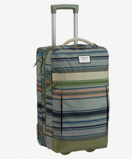 BURTON バートン/Charter Roller [53L]- TUSK STRIPE PRINT トラベルバッグ<img class='new_mark_img2' src='https://img.shop-pro.jp/img/new/icons50.gif' style='border:none;display:inline;margin:0px;padding:0px;width:auto;' />