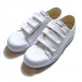 【spring court/スプリングコート】 G2 Velcro Canvas スニーカー/WHITE/3173-2011(36〜39)