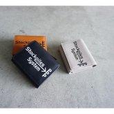 【intoxic】TRI-FOLD wallet PPP/ONEサイズ GREIGE.BLACK.CALAMEL[TL-007]