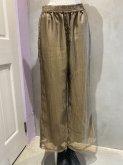 【RehersalL】mesh pants メッシュパンツ/ONEサイズ d.brown[WP839]
