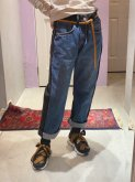 <img class='new_mark_img1' src='https://img.shop-pro.jp/img/new/icons1.gif' style='border:none;display:inline;margin:0px;padding:0px;width:auto;' />【RehersalL】double 501 denim/oneSIZE [mate-185]