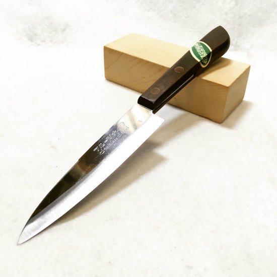 フルーツナイフ剣型 紫檀柄