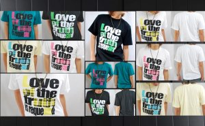 Love of the Truth-Tシャツ