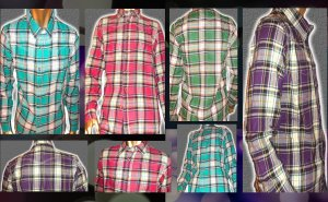 SHAGGY Flannel#001(JOURNAL STANDARD別注モデル)