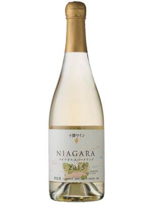 【十勝ワイン】 ナイヤガラ スパーク...