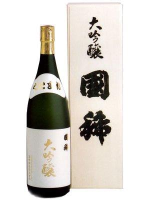 【国稀酒造】【全国送料一律648円】 大吟醸  (化粧箱入り) 1.8L