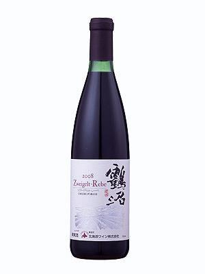 【北海道ワイン】【鶴沼シリーズ】 2010鶴沼ツヴァイゲルト・レーベ 720ml瓶