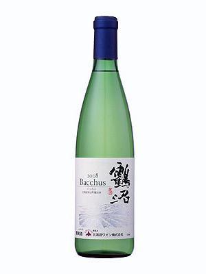 【北海道ワイン】【鶴沼シリーズ】 2012 鶴沼バッカス 720ml瓶
