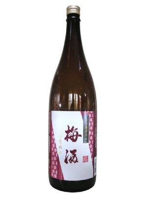 【千歳鶴】 日本酒仕込み 梅酒 1.8L瓶