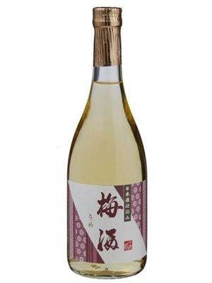 【千歳鶴】 日本酒仕込み 梅酒 720ml瓶