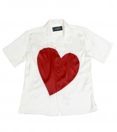 SILKY HEART SHIRTS