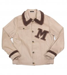 """M"" BOARED JACKET"