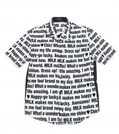 MILK WORD SHIRTS