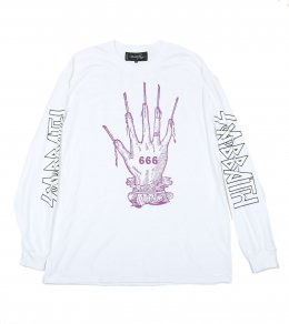 HAND Long Sleeve Tee