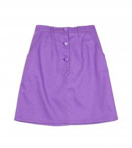♡ボタン ミニ スカート