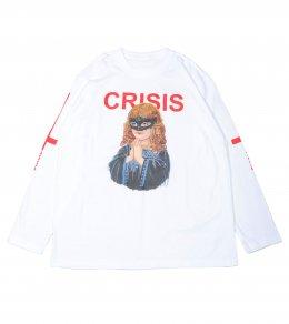 予約商品 ☆ CRISIS L.S. TEE